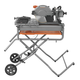 Factory Reconditioned Ridgid ZRR4091 10 in. Wet Tile Saw with Stand