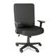 Alera ALECP110 XL Series Big and Tall High-Back Task Chair (Black)