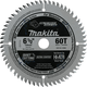 Makita A-99982 6-1/2 in. 60T (ATB) Carbide-Tipped Cordless Plunge Saw Blade