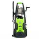Greenworks 5102002 GPW2002 2,000 PSI/ 1.2 GPM/13 Amp Electric Pressure Washer