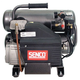 Factory Reconditioned SENCO PC1131R 2.5 HP 4.3 Gallon Oil-Lube Twin Stack Air Compressor