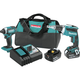 Makita XT262T 18V LXT Lithium-Ion Cordless 2-Pc. Combo Kit (4.0 Ah)