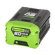 Factory Reconditioned Greenworks 2906402-RC Pro 60V 2AH Lithium-Ion Battery- reconditioned