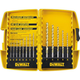 Dewalt DW1363 13-Piece Titanium Split Point Drill Bit Set
