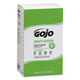 GOJO Industries 7265-04 Multi Green Hand Cleaner Refill, 2000ml, Citrus Scent, Green, 4/carton