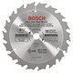 Bosch CBCL618A 6-1/2 in. 18 Tooth Circular Saw Blades