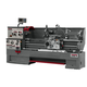 JET 321488 Lathe with 2-Axis NEWALL DP700 DRO Installed