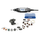 Dremel 401792 120V 1.2 Amp Variable Speed Rotary Tool Kit with 1 Accessory and 24 Attachments
