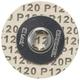 Dremel EZ412SA 1-1/4 in. 120-Grit EZ Lock Sanding Discs (5-Pack)