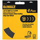 Dewalt DW8001B4 14 in. x 7/64 in. A24R High-Performance Metal Chop Saw Wheel (4 Pc)