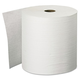 Kimberly-Clark 11090 Hard Roll Towels, 1.5-in Core, 8-in X 600ft, White, 6 Rolls/carton