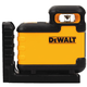 Dewalt DW03601 360-Degrees Red Beam Cross Line Laser
