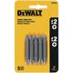 Dewalt DW2029 #2 Phillips Double-Ended Bits (5-Pack)