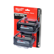 Milwaukee 48-11-1862 M18 REDLITHIUM HIGH OUTPUT XC 6 Ah Lithium-Ion Battery (2-Pack)