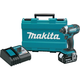 Factory Reconditioned Makita XDT111-R 18V LXT 3.0 Ah Cordless Lithium-Ion 1/4 in. Hex Impact Driver Kit