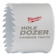 Milwaukee 49-56-0724 2-1/4 in. HOLE DOZER with Carbide Teeth