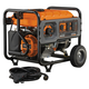 Factory Reconditioned Generac 6672R 5,500 Watt Portable Generator with Cord