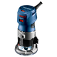 Factory Reconditioned Bosch GKF125CE-RT 1.25 HP Variable Speed Palm Router with LED