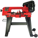 General International BS5205 4.5 in. 5A Metal Band Saw with Stand