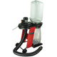 General International BT8010 Portable 17 Gal. Dust Collector System with Wheels