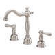 Danze D306957BNT Opulence 2-Handle Roman Tub Faucet w/out Spray Trim Kit (Brushed Nickel)
