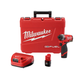 Factory Reconditioned Milwaukee 2553-82 M12 FUEL 1/4 in. Hex Impact Driver Kit
