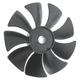 Quipall LEFTFAN-1011512 Left Fan for 10-2-SIL