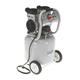 Quipall 10-2-SIL Oil Free Silent Compressor, 2.0 HP, 10 Gallon, Steel Tank