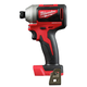 Milwaukee 2850-20 M18 Compact Brushless 1/4 in. Hex Impact Driver (Bare Tool)