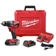 Milwaukee 2801-22CT M18 Lithium-Ion Compact Brushless 1/2 in. Cordless Drill Driver Kit (2 Ah)