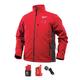 Milwaukee 202R-21S M12 12V Li-Ion Heated ToughShell Jacket Kit - Small