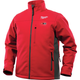 Milwaukee 202R-20L M12 12V Li-Ion Heated ToughShell Jacket (Jacket Only) - Large