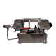JET 424476 HBS-1220MSA 12 in. x 20 in. Semi-Automatic Mitering Variable Speed Bandsaw