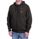 Milwaukee 302B-212X M12 Heated Hoodie Kit with Battery (2X/Black)