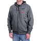 Milwaukee 302G-20XL M12 Heated Hoodie Only (X-Large/Gray) (Bare Tool)