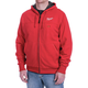 Milwaukee 302R-21XL M12 Heated Hoodie Kit with Battery (X-Large/Red)