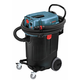 Factory Reconditioned Bosch VAC140AH-RT 14-Gallon Dust Extractor with Automatic Filter Clean and HEPA Filter