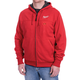 Milwaukee 302R-20L M12 Heated Hoodie Only (Large/Red)