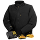 Dewalt DCHJ060ABD1-M 20V MAX Li-Ion Soft Shell Heated Jacket Kit - Medium