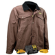Dewalt DCHJ083TD1-S 20V MAX Li-Ion Barn Coat Kit - Small