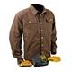 Dewalt DCHJ081TD1-M 20V MAX Li-Ion Heavy Duty Shirt Heated Jacket Kit - Medium