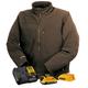 Dewalt DCHJ060ATD1-XL 20V MAX Li-Ion Soft Shell Heated Jacket Kit - XL