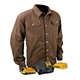 Dewalt DCHJ081TD1-L 20V MAX Li-Ion Heavy Duty Shirt Heated Jacket Kit - Large