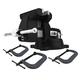 Wilton 21500K Holding Strong Kit, Black 746 Mechanics Vise & 3-Piece 400 Series C-Clamp Set