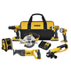 Factory Reconditioned Dewalt DCK720D2R 20V MAX Compact 7-Tool Combo Kit