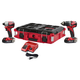 Milwaukee 2892-22CTPO M18 Compact Brushless Drill Driver and Impact Driver Kit with PACKOUT