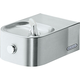 Elkay EDFP214C Soft Sides Non-Filtered Non-Refrigerated Single Fountain (Stainless Steel)