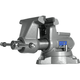 Wilton 28811 855M Mechanics Pro Vise with 5-1/2 in. Jaw Width, 5 in. Jaw Opening and 360-degrees Swivel Base