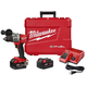 Milwaukee 2805-22 M18 FUEL Lithium-Ion 1/2 in. Cordless Drill Driver Kit with ONE-KEY (5 Ah)