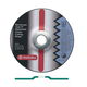 Metabo 655302000-10 9 in. x 1/8 in. A30R Type 27 Depressed Center Cutting Wheels (10-Pack)